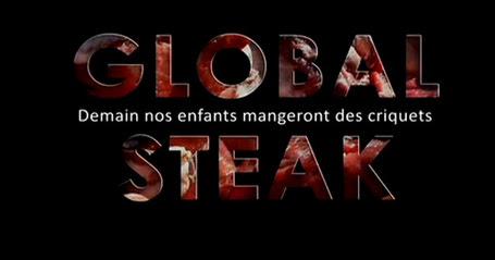 Globalny stek / Global Steak (2010) PL.TVRip.XviD / Lektor PL