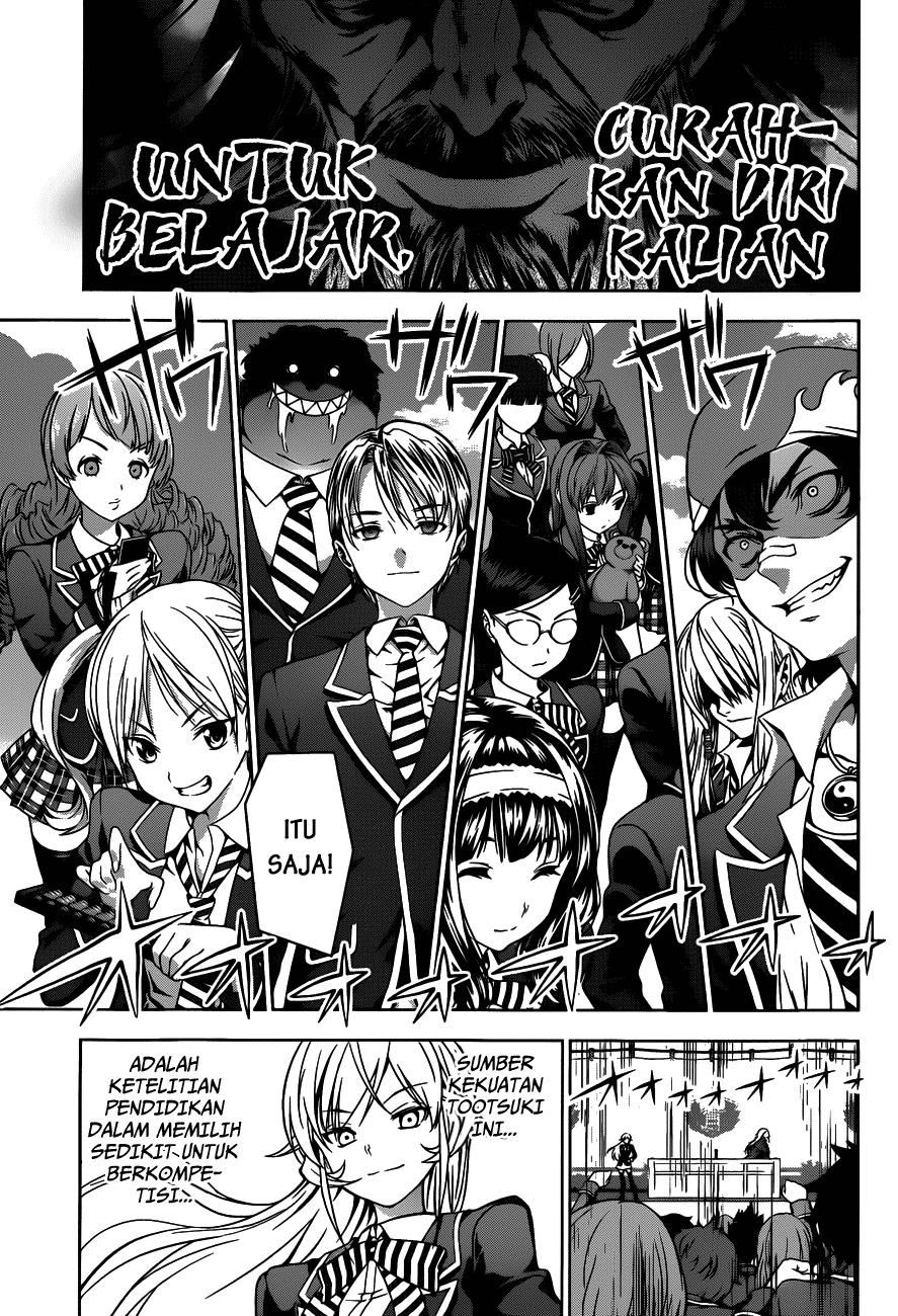 Shokugeki no Souma Chapter 4-7