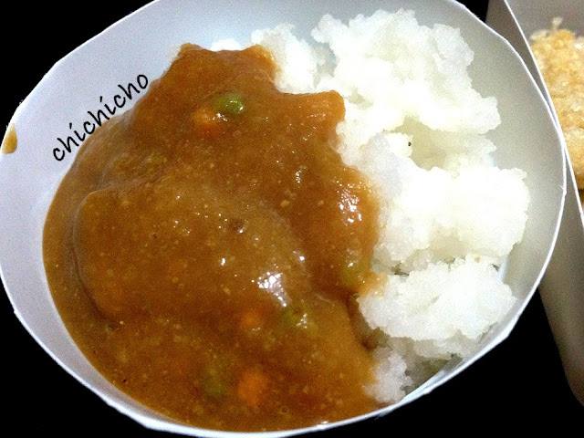 Kracie - popin cookin  - Curry Rice, Croquette