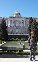 Palacio Real desde los Jardines de Sabatini