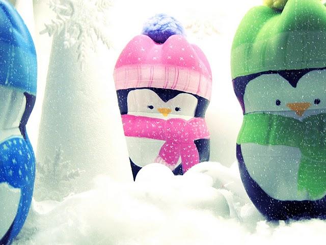 Поделка на новый год своими руками пингвины