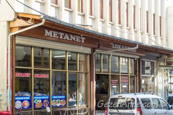 Metanet Lokanta'sı dıştan görünümü, Gaziantep