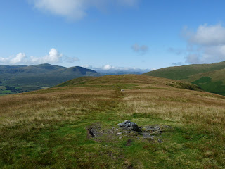Souther Fell Summit