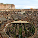 The Coloseum - Rome, Italy