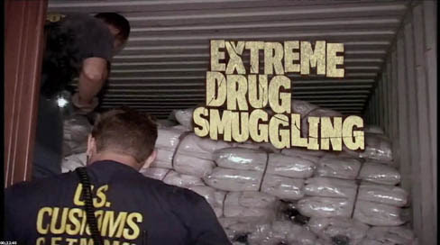 Masowy przemyt narkotyków / Extreme Drug Smuggling (2009) PL.TVRip.XviD / Lektor PL