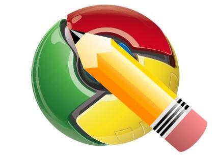 Настройка браузера гугл эскизы