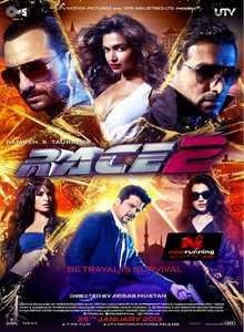 مشاهدة فيلم الآكشن والإثارة الهندي المنتظر Race 2 2013 مترجم اون لاين
