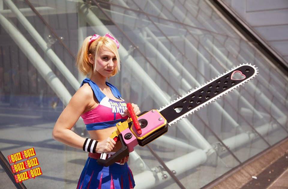 Ngắm Juliet Starling quyến rũ trong Lollipop Chainsaw - Ảnh 5