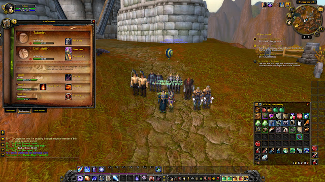 World of Warcraft - Army of twins