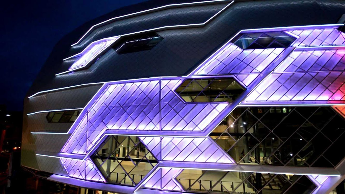 Leeds, West Yorkshire, Regno Unito: Leeds Arena by Populous