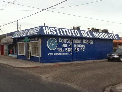 Instituto del Noroeste, Independencia 305 oeste, Maria Castro Valenzuela, Colonia Insurgentes Oeste, 21280 Mexicali, B.C., México, Contable | BC