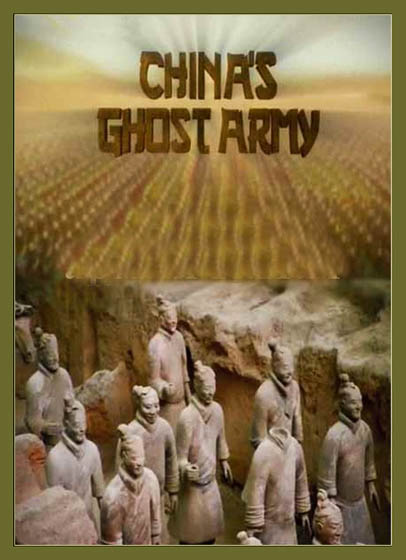 Chi?ska armia widmo / China's Ghost Army (2010) PL.TVRip.XviD / Lektor PL