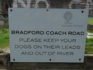 "Bradford Coach Road - ""No Cars"""