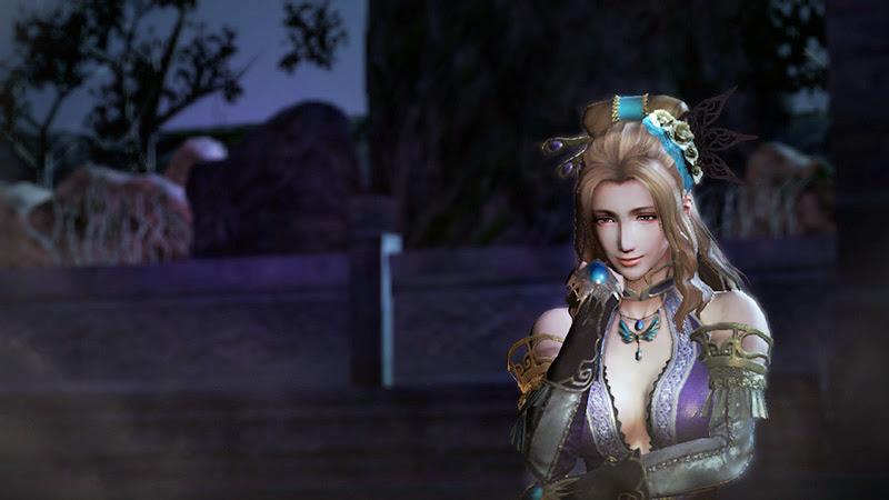 Mãn nhãn với loạt ảnh đẹp về Dynasty Warriors 8