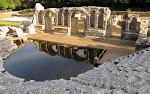 Butrint - the ruins of Amphitheatre.