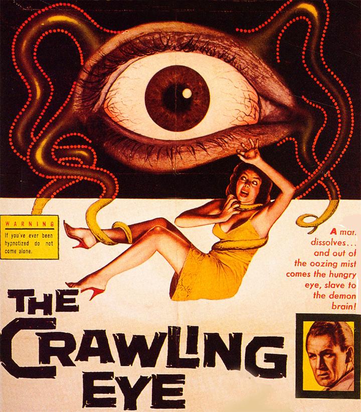 Beroemd Dark Roasted Blend: Thrilling Vintage Movie Posters VS73