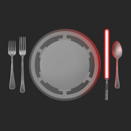 Sith dinner service?