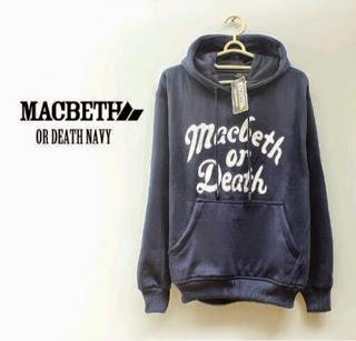 Jaket Macbeth 02 Death Navy