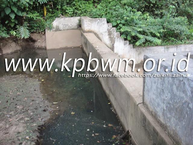 bendungan tua air terjun tammasapi