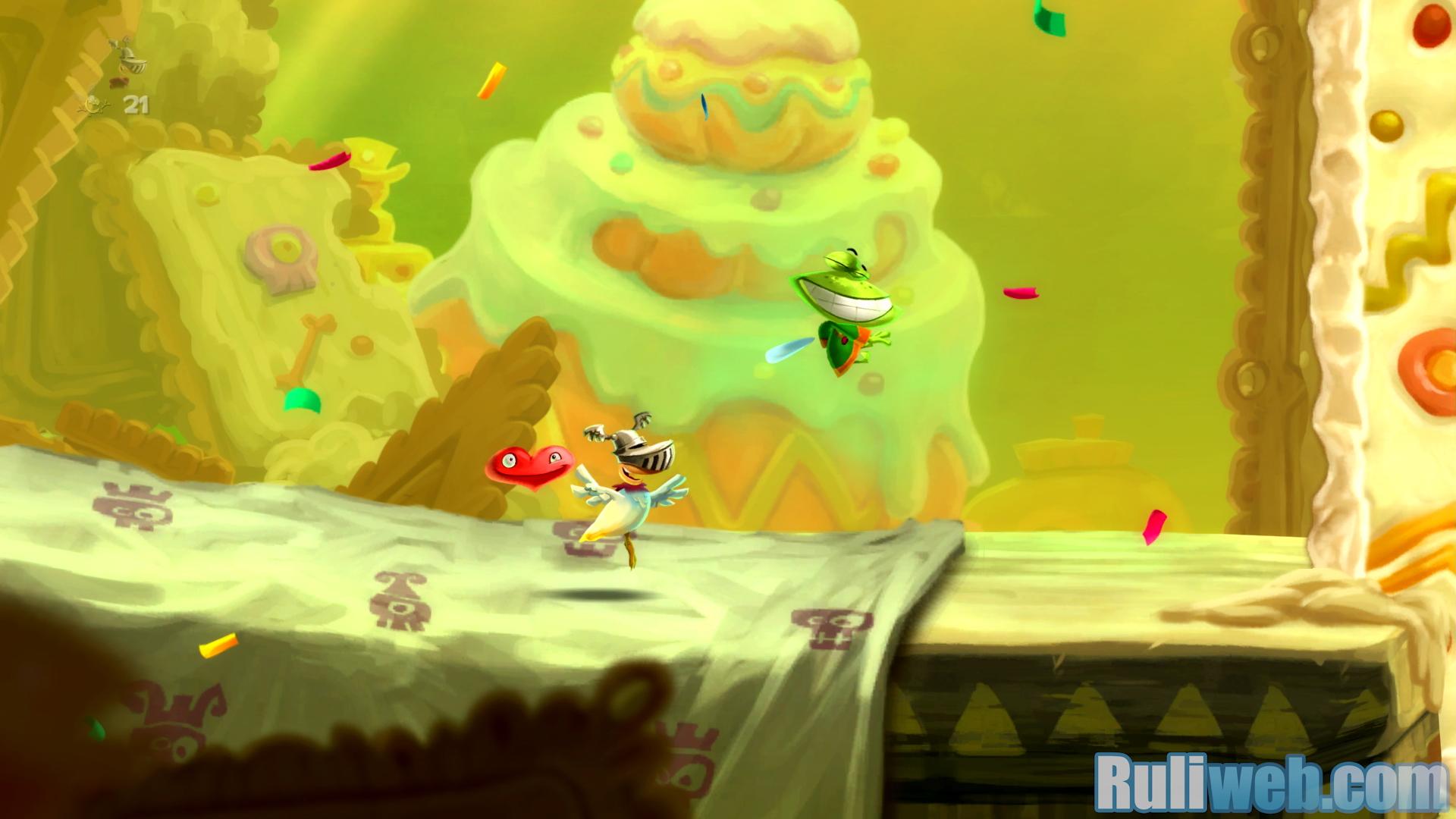 Chơi thử Rayman Legends trên PlayStation 3 - Ảnh 12