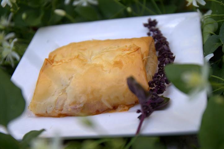 Garden Filo Dough Pastery