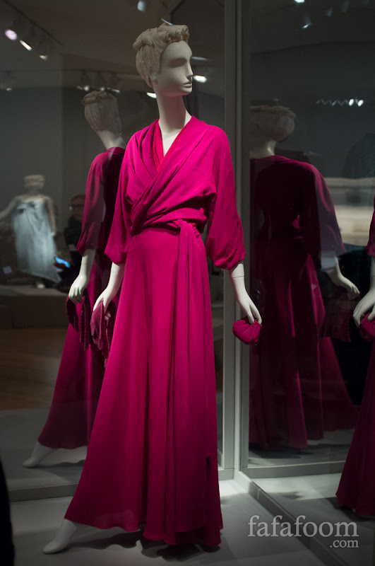Madeleine Vionnet, Evening ensemble, 1935.