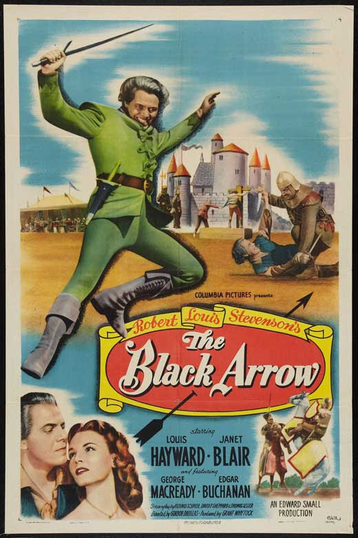 The Black Arrow (1948)