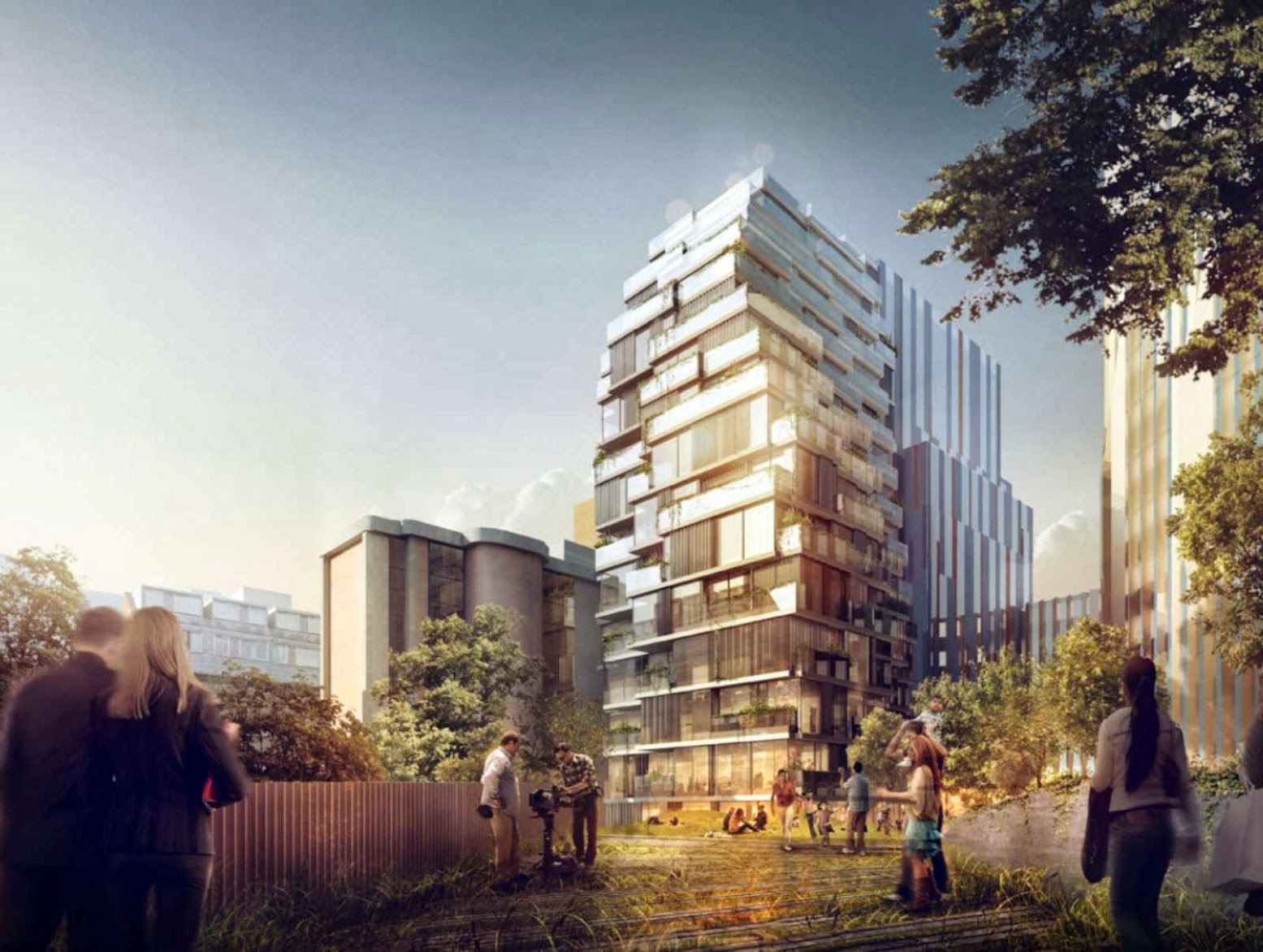 Minories Redevelopment by ACME
