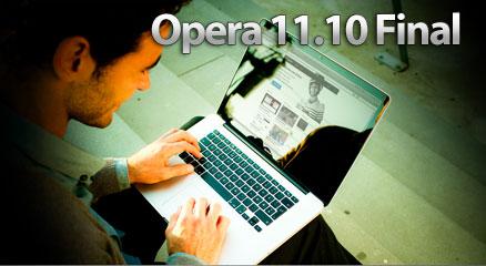Opera 11.10 Final