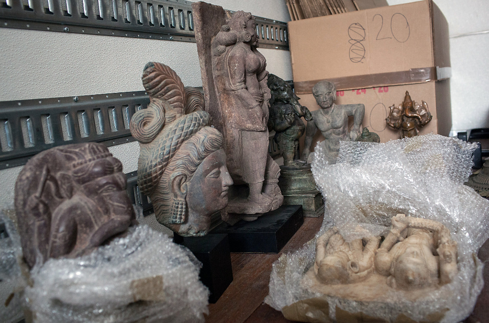 North America: NY authorities seek custody of stolen artifacts worth over $100 million