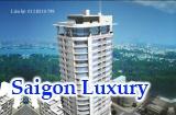 Sài Gòn Luxury, Quận 1, Giá chỉ từ 4.000 USD/m2