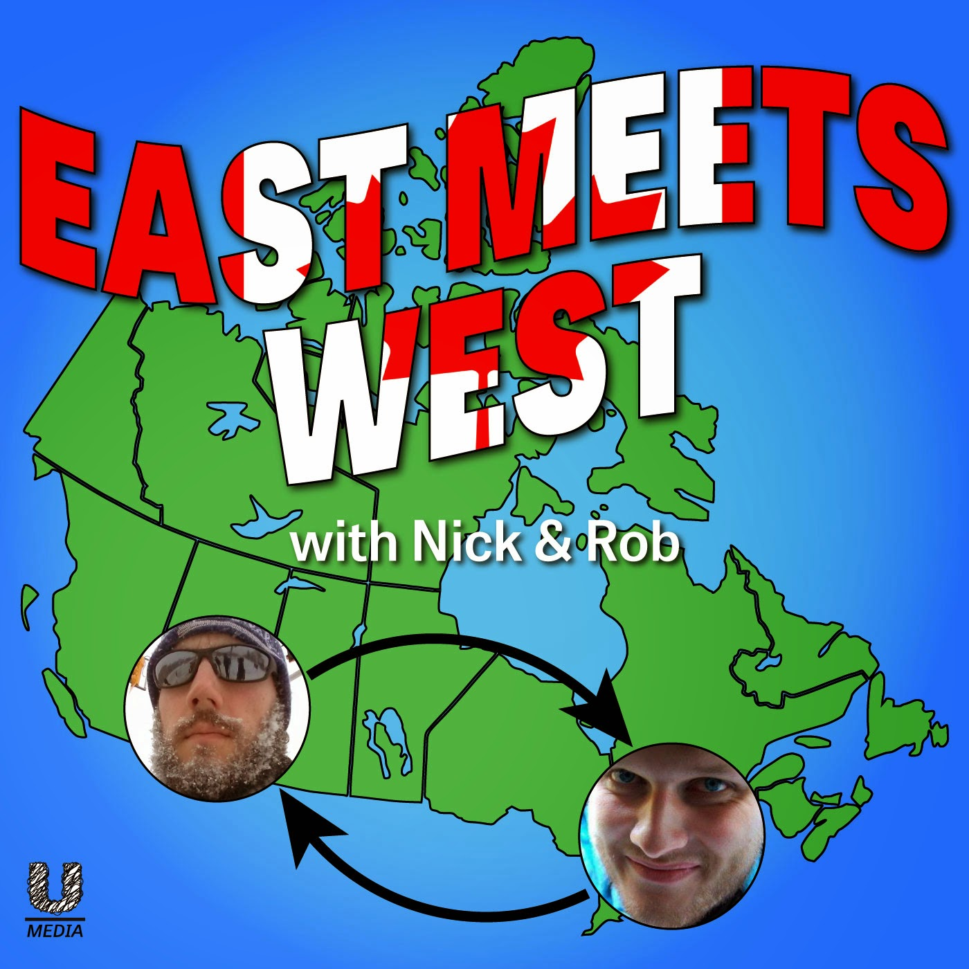 East Meets West - a podcast about Canada