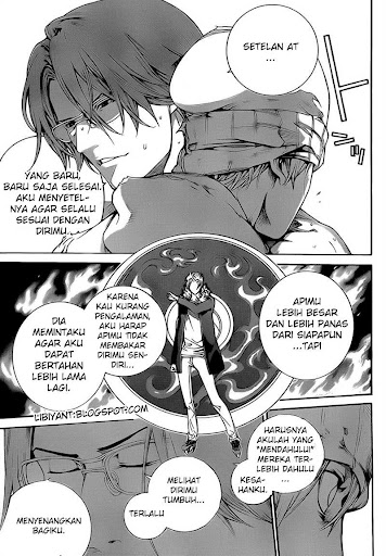 Air Gear 317 online manga page 16