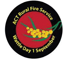 act rfs badge