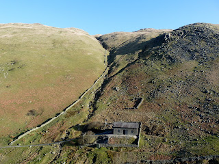 The Filter House above Hayeswater Gill