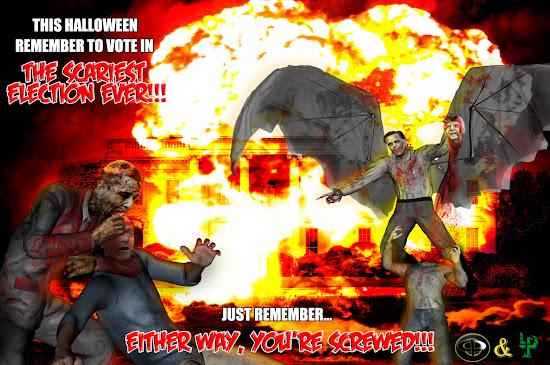 Halloween Team-Up 2012