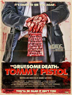 The gruesome death of Tommy Pistol (2010)