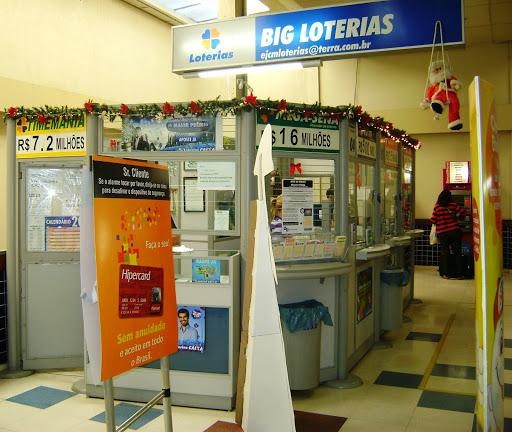 Big Loterias Ltda, Av. Nicolau Becker, 345 - Centro, Novo Hamburgo - RS, 93510-060, Brasil, Retalhista_de_loterias, estado Rio Grande do Sul