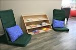 LePort Preschool Huntington Beach - Montessori daycare in  reading area