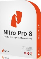 nitro pro 8 10758 Nitro PDF Pro Enterprise 8.5.3.14 x32/86/x64 
