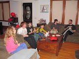 All the kids, at my step-sister Melissa's