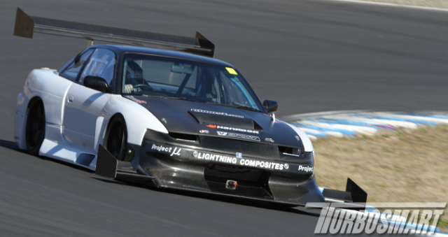 Nissan S13 Time Attack