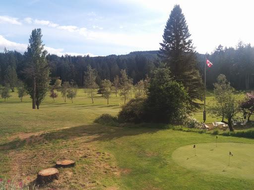 Galiano Golf and Country Club, 24 St Andrews Crescent, Galiano Island, BC V0N 1P0, Canada, Golf Club, state British Columbia