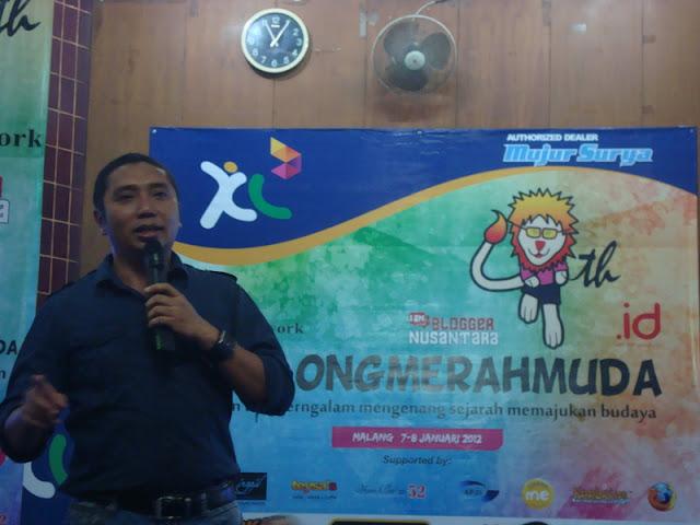 #OblongMerahMuda HUT ke 4 Blogger Ngalam | Dwi Cahyono