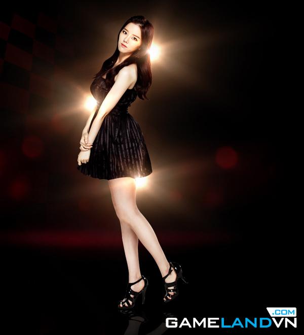 Go Du Rim là đại sứ hình ảnh của Daybreak Online 1