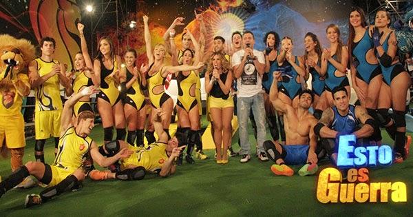 Esto es Guerra en Vivo por América TV - Lun/Vier 6 PM.