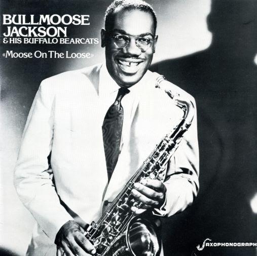 Be Bop Wino: Bull Moose Jackson