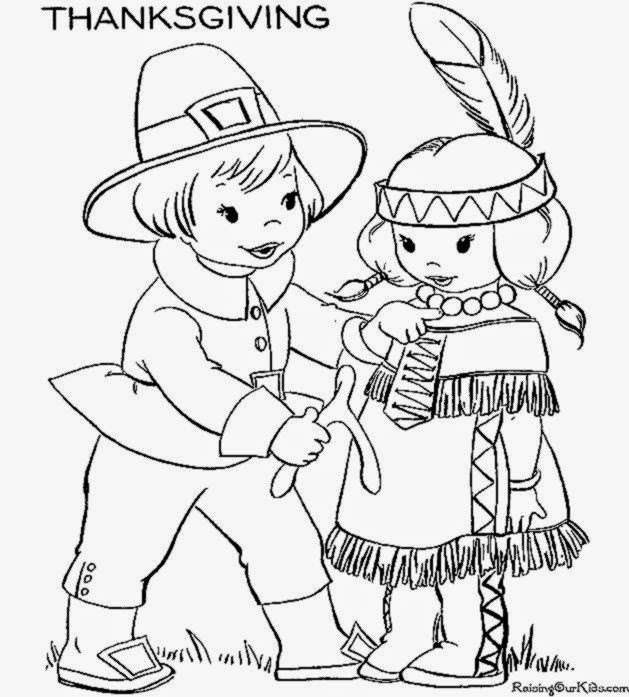 thanksgiving free coloring pages - Thanksgiving Theme Unit Free Printable Worksheets, Games