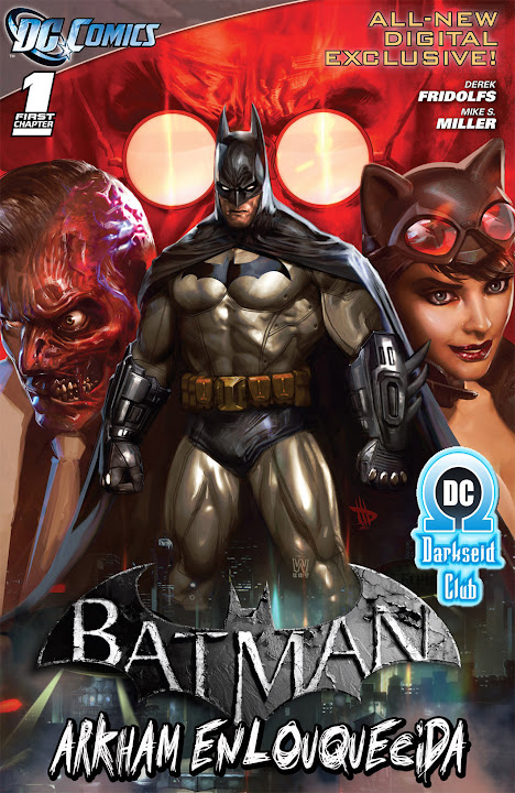 Batman – Arkham Enlouquecida