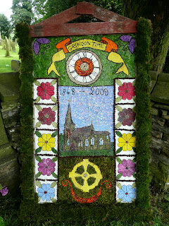 Grindon Well Dressing